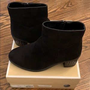 Michael Kors kids ankle booties